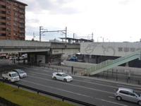 山陰線丹波口駅(京都市場駅)