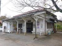 小湊鉄道里見駅