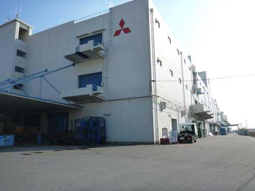 神戸港線神戸港駅東側埠頭
