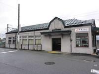 飯田線伊那八幡駅