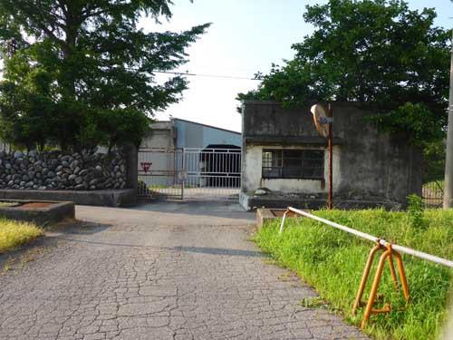 富山地方電鉄敷島紡駅
