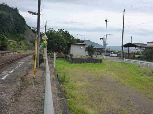 予讃線五郎駅