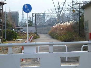 北陸線富山駅