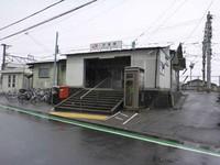 飯田線沢渡駅
