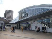 東海道線藤枝駅