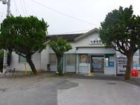 土讃線斗賀野駅