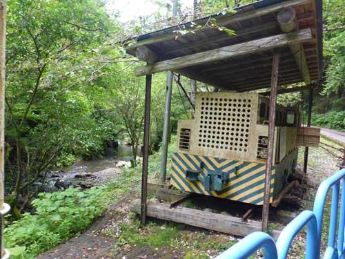 馬路森林保存鉄道情報