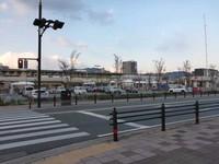 東海道線蒲郡駅