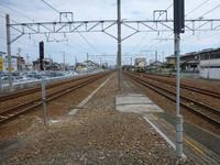 東海道線磐田駅東側