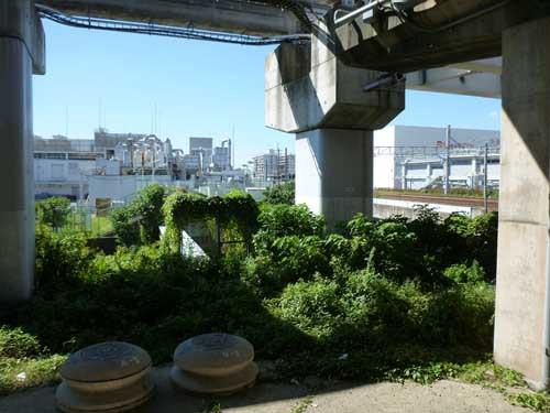 東海道線茨木駅