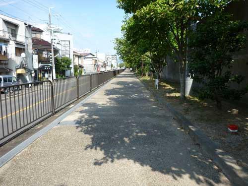 東海道線梅小路駅