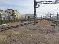 近鉄南大阪線道明寺駅2