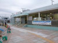 東海道線鷲津駅