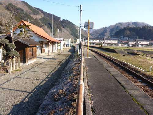 芸備線比婆山駅