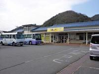 三江線石見川本駅