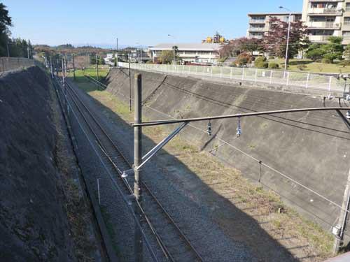 西武鉄道東横瀬貨物駅