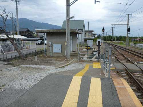飯田線伊那福岡駅