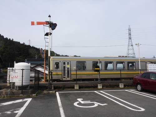 木次線出雲大東駅