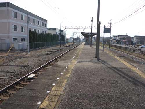 東武鉄道堀米駅
