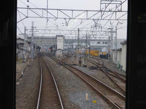 東武鉄道新栃木駅