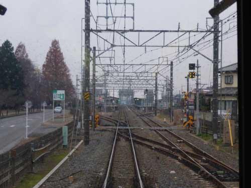 東武鉄道新大平下駅