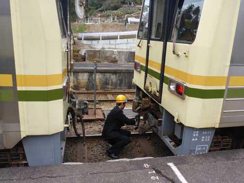 木次線出雲横田駅