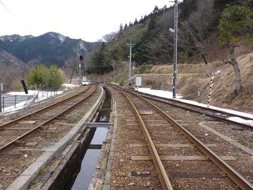 木次線出雲坂根駅