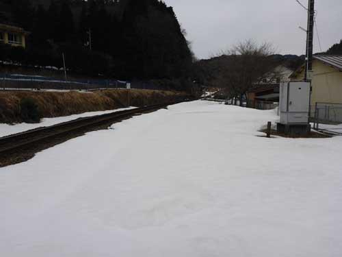 木次線油木駅