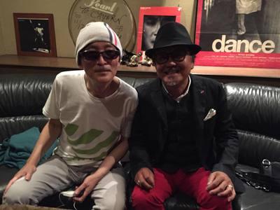 上田 正樹さんと・・・