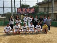 2016貴志川中学軟式野球部