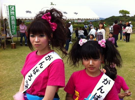 よさこいヘアースタイル特集♪(2012)