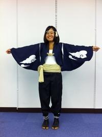 【衣装賞】和歌山大学よさこいサークル「和歌乱」