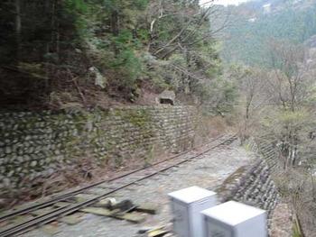 井川線側線公開