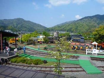 加悦鉄道春のイベント1