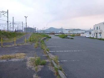 北陸線敦賀駅