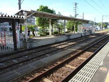 北陸線芦原温泉駅