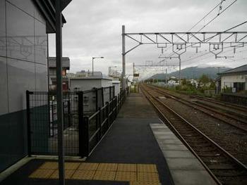 北陸線高月駅