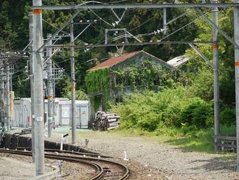 南海下古沢駅