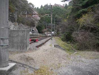 南海紀伊神谷駅
