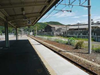 呉線竹原駅