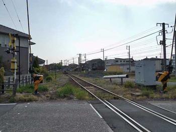 関西線四日市港枝線1