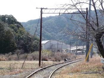 国見鉱山鉄道廃線跡