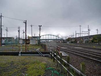 関西線塩浜駅側線