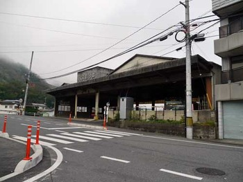 姫新線林野駅