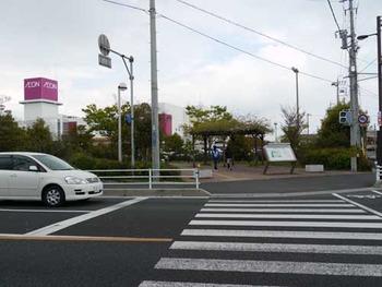 関西線富田駅 紡績
