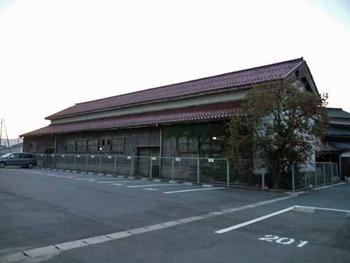 山陰線伯耆大山駅