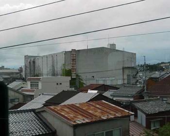 山陰線松江駅