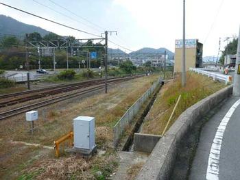 山陽線八本松駅
