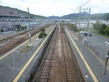 山陽線吉永駅