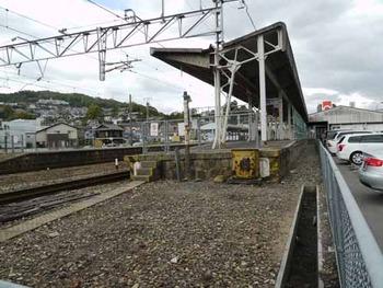 山陽線西広島駅